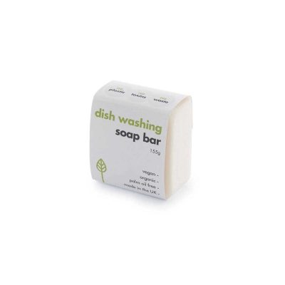 washing up soap bar from ecoliving 155g
